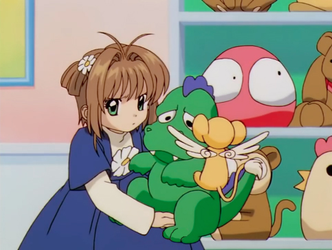 Cardcaptor Sakura Episode 5 Blooper