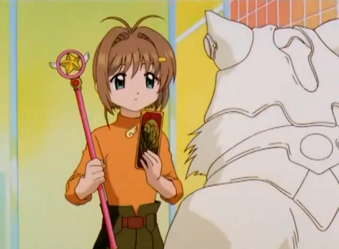 Cardcaptor Sakura Episode 58 Blooper