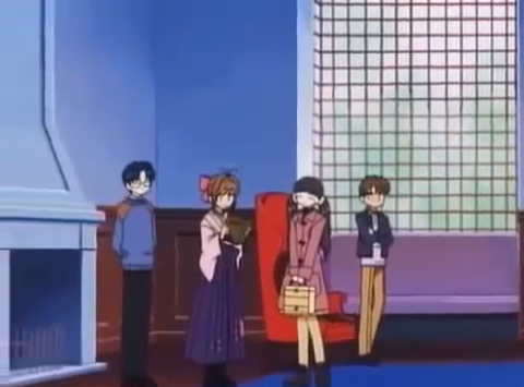 Cardcaptor Sakura Episode 65 Blooper