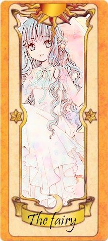The Fairy Clow Card