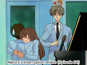 Nakuru's Interruption: Piano (Episode 54)