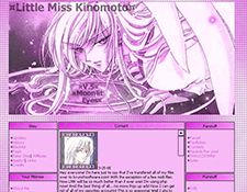 Little Miss Kinomoto V.5 Moonlit Eyes