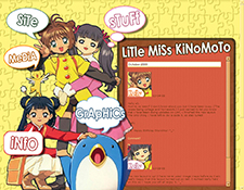 Little Miss Kinomoto V.13 Fun with Friends