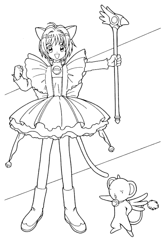 Funstuff coloring pages