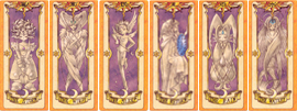 My Fortune Told by the Clow Cards