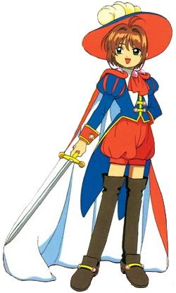 Little Miss Kinomoto A Cardcaptor Sakura Fansite