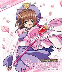 Cardcaptor Sakura The Movie 15th Anniversary Edition Blu-ray