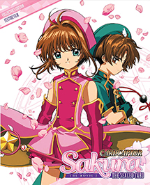 Cardcaptor Sakura The Sealed Card Collector's Edition Edition Blu-ray