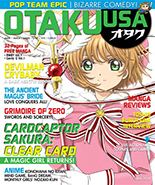 Otaku USA Magazine June 2018